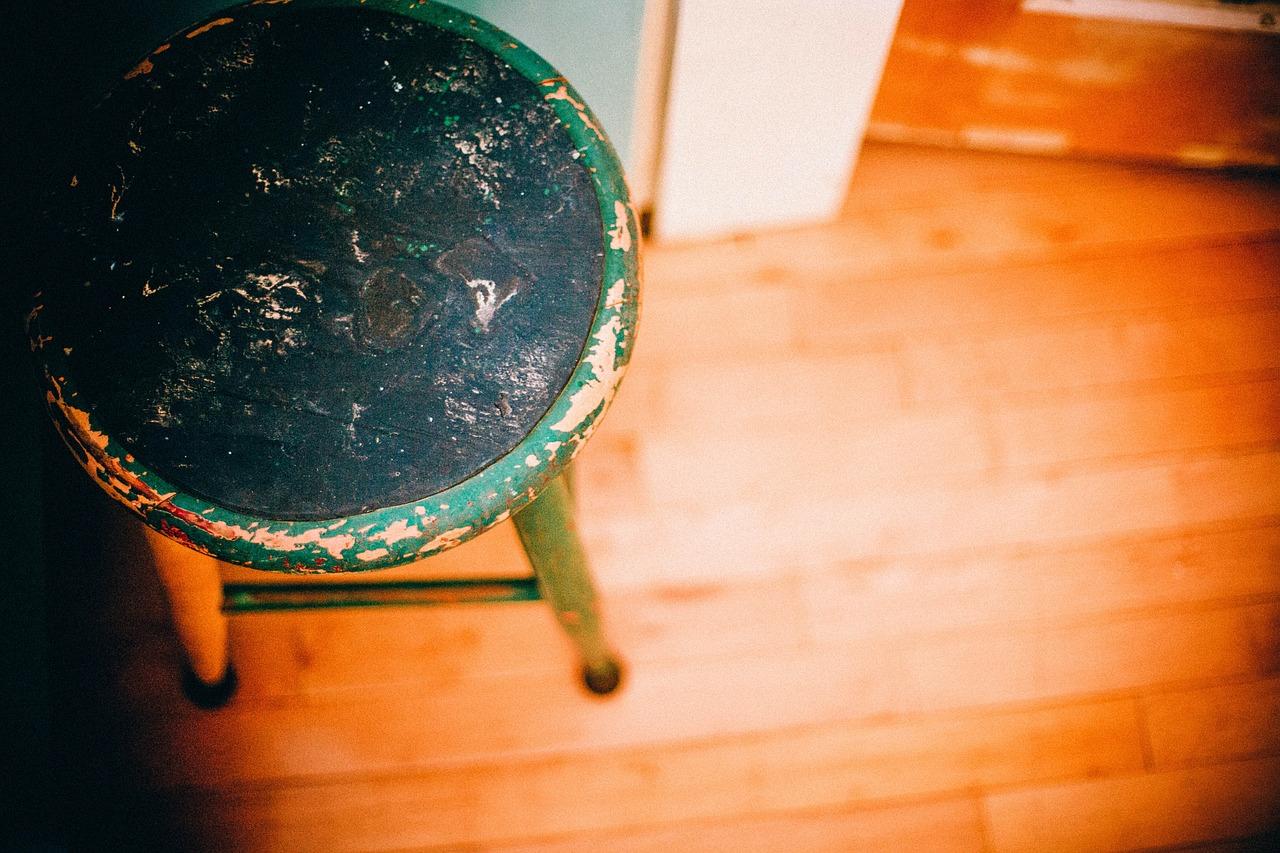 footstool, stool, chair